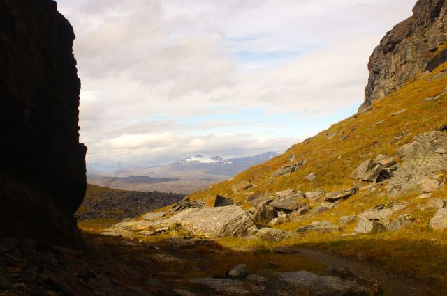 View - Trollsjön