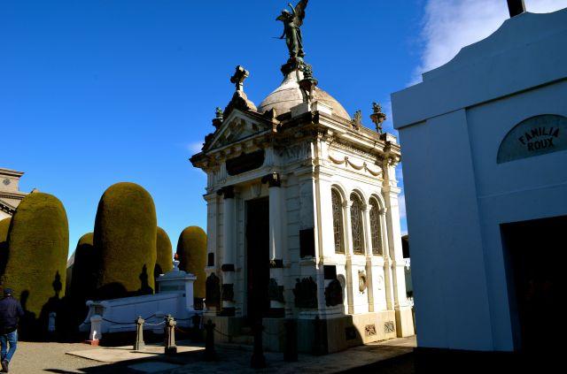 Cemetery Punta Arenas
