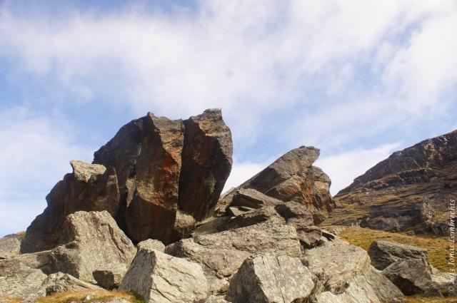Rocks and trolls