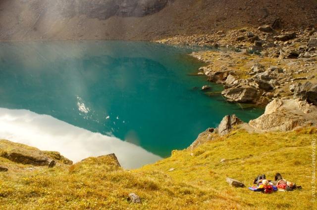 Trollsjön in summer