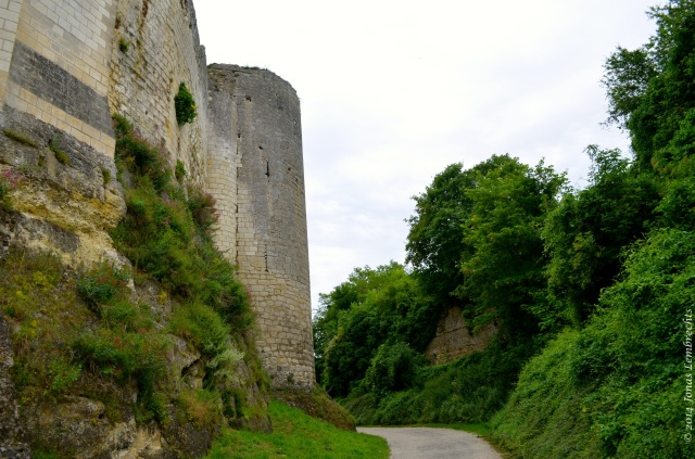Castle dungeon in Loches
