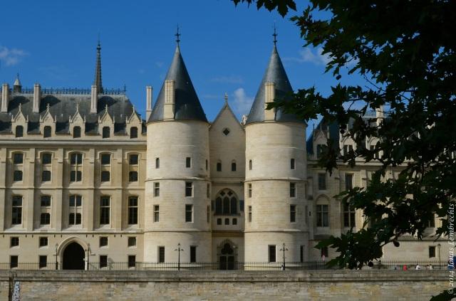 La Conciergerie in the Palais de la Justice, Paris