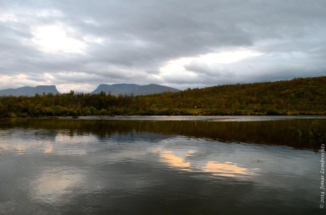 Autumn at Lapporten
