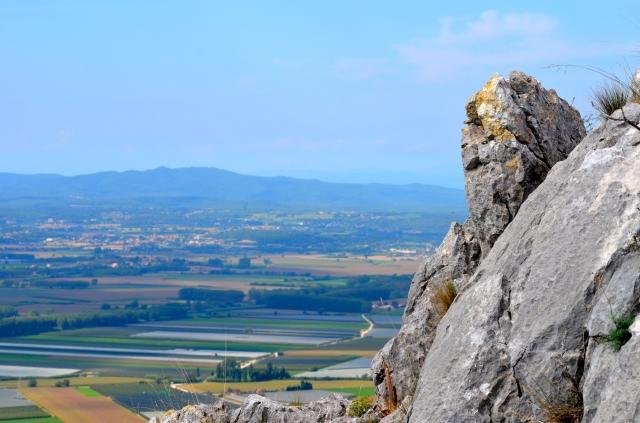 View on the Costa Brava, Catalonia