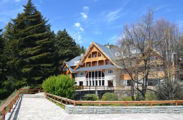 Hotel Tunquelen Bariloche