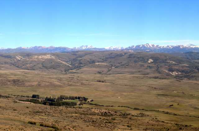Foothills of the Andes