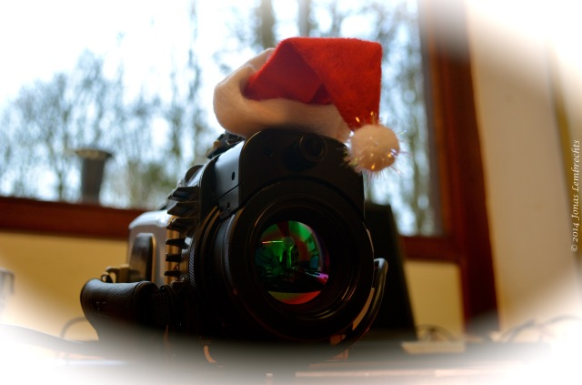 Christmas-party thermal camera