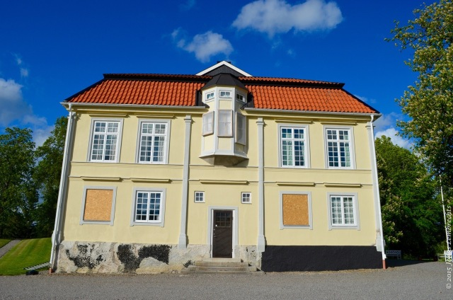 The mansion of the meeting: Ekenäs Herrgård