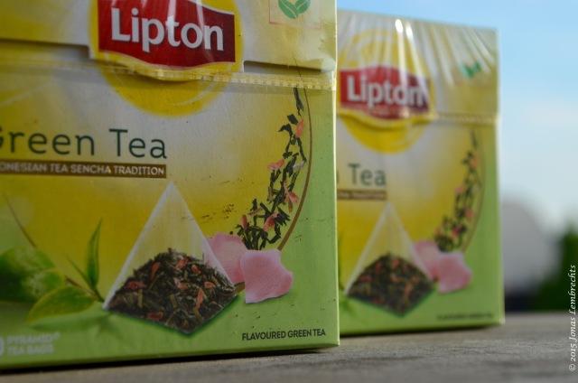 Lipton Green Tea, our global saver