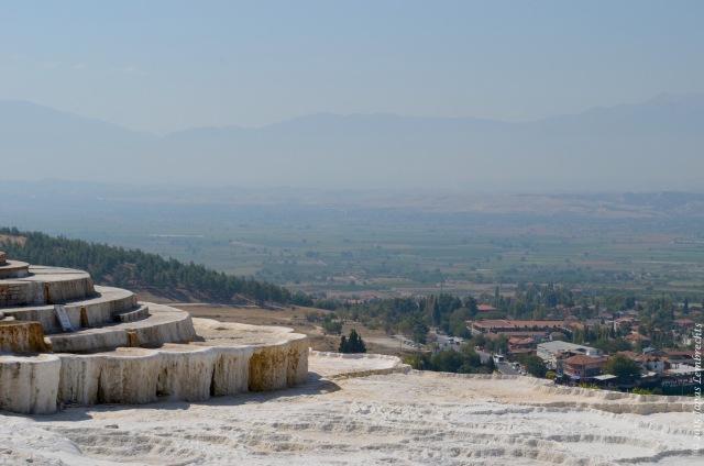 Pamukkale terraces