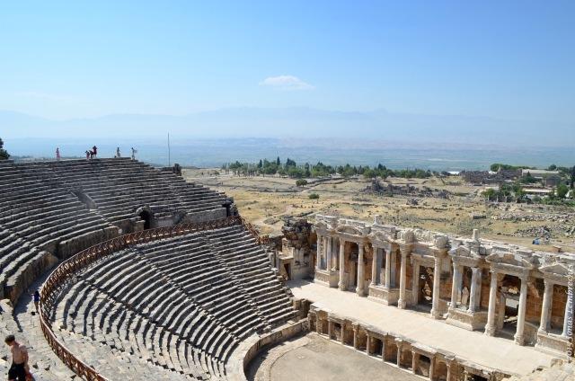 Amphitheatre Hierapolis Pamukkale