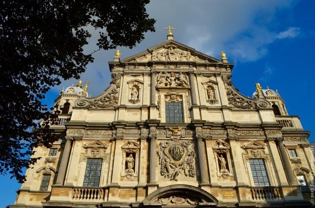 Carolus Boromeus church Antwerp