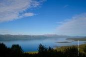 Tornetrask lake