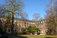 University of Picardie, where I stayed