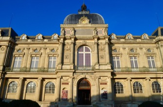 The museum of Picardie