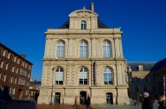 The city hall of Amiens