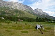 Idyllic Norwegian valley - Skjomen