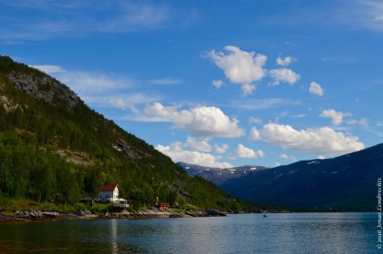 Fjord views - Skjomen