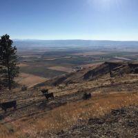 The Grande Ronde Valley