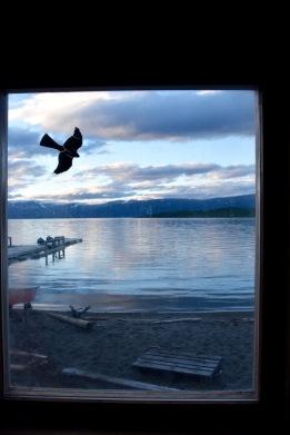Lake Törnetrask, Abisko Research Station, Abisko, Sweden