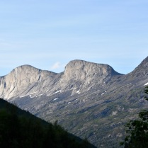 Skjomen valley