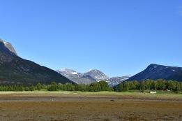 Skjomen valley