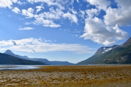 Skjomen valley, northern Norway