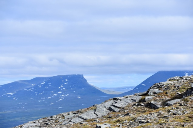 Seen from Nuolja, Abisko