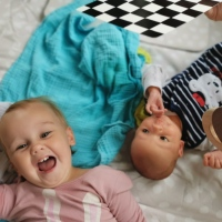 Nights with a baby: is it all about perception?